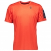 Scott - Shirt Trail MTN 40 S/Sl - Funktionsshirt Gr L rot/orange