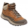 KEEN Terradora Leather Mid WP - Wanderschuhe Frauen