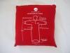 BERGSTOP MicroLiner - Hüttenschlafsack mit Ärmeln und Kapuze