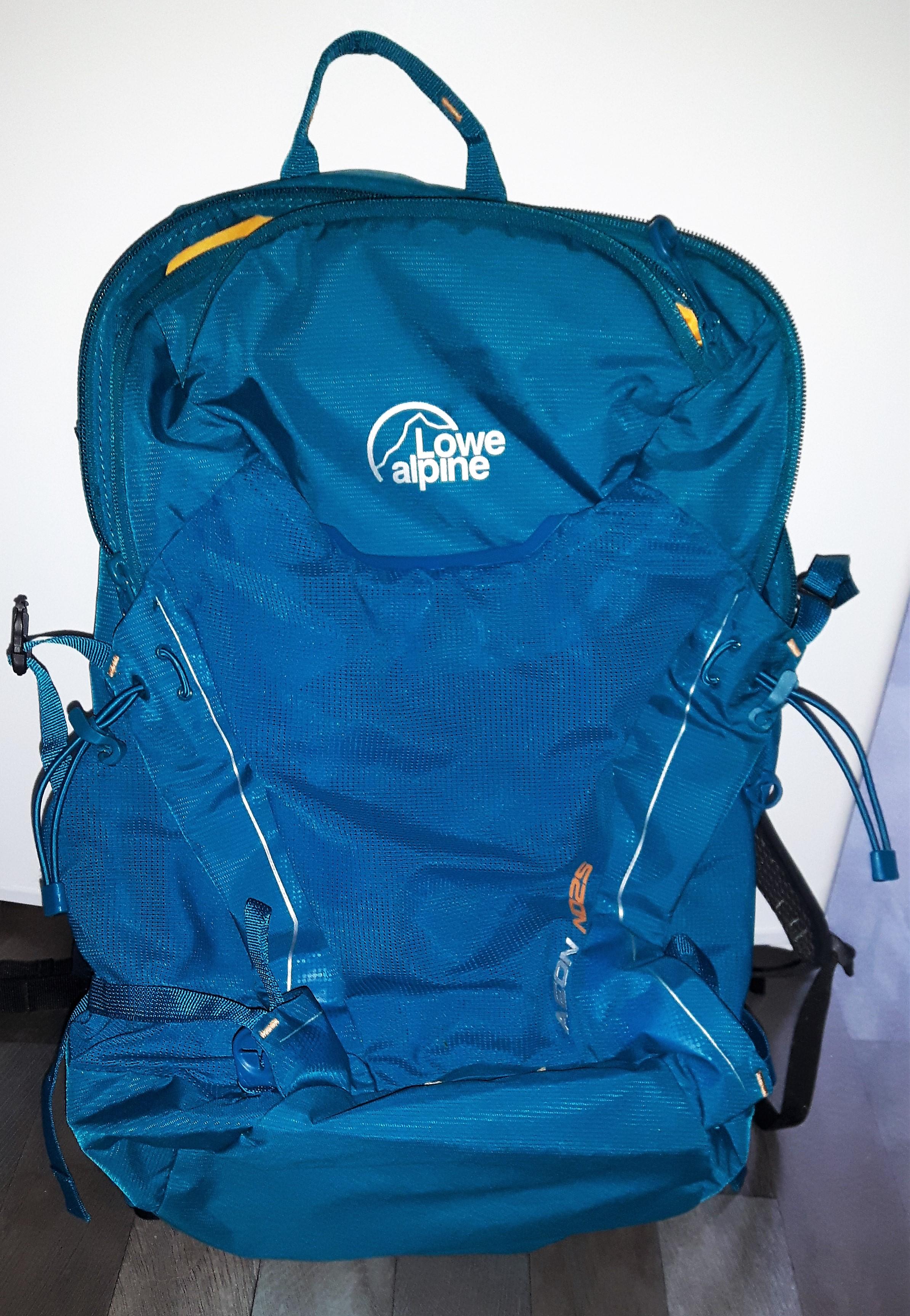 LOWE ALPINE Aeon ND25 - Daypack | OUTSIDEstories
